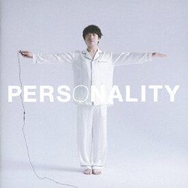 【送料無料】[期間限定][限定盤]PERSONALITY(期間生産限定盤B)/高橋優[CD+DVD]【返品種別A】