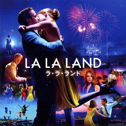 ラ・ラ・ランド(オリジナル・サウンドトラック)/サントラ[CD]【返品種別A】