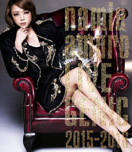 【送料無料】namie amuro LIVEGENIC 2015-2016【Blu-ray】/安室奈美恵[Blu-ray]【返品種別A】