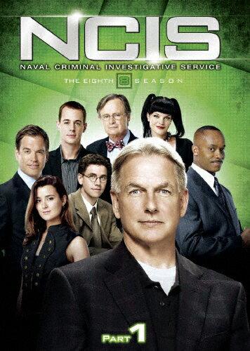 【送料無料】NCIS ネイビー犯罪捜査班 シーズン8 DVD-BOX Part1/マーク・ハーモン[DVD]【返品種別A】