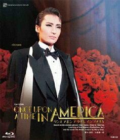 【送料無料】『ONCE UPON A TIME IN AMERICA』【Blu-ray】/宝塚歌劇団雪組[Blu-ray]【返品種別A】