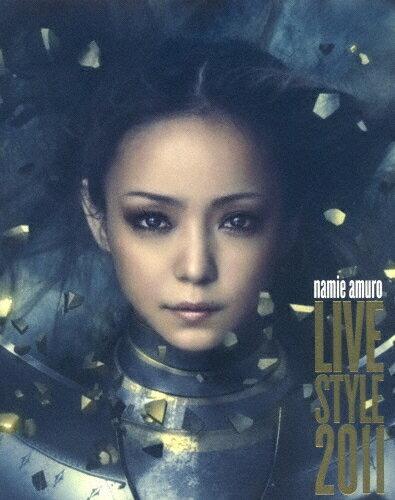 【送料無料】namie amuro LIVE STYLE 2011【Blu-ray】/安室奈美恵[Blu-ray]【返品種別A】