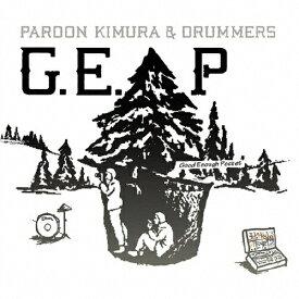 G.E.P Good Enough Pocket/Pardon Kimura & DRUMMERS[CD]【返品種別A】