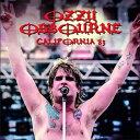 [枚数限定][限定盤]CALIFORNIA '83 【輸入盤】▼/OZZY OSBOURNE[CD]【返品種別A】