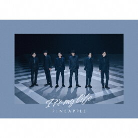 It's my life/ PINEAPPLE(通常盤)/V6[CD]【返品種別A】