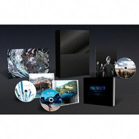 【送料無料】[枚数限定][限定盤]FINAL FANTASY XV Original Soundtrack(初回生産限定盤)/ゲーム・ミュージック[Blu-ray]【返品種別A】