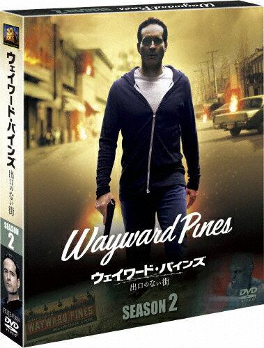 【送料無料】ウェイワード・パインズ 出口のない街 シーズン2<SEASONSコンパクト・ボックス>/ジェイソン・パトリック[DVD]【返品種別A】