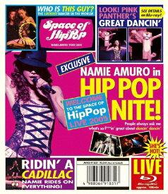 【送料無料】Space of Hip-Pop -namie amuro tour 2005-【Blu-ray】/安室奈美恵[Blu-ray]【返品種別A】