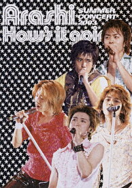 【送料無料】How's it going? SUMMER CONCERT 2003【DVD】/嵐[DVD]【返品種別A】
