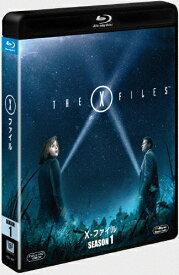 【送料無料】X-ファイル シーズン1<SEASONS ブルーレイ・ボックス>/デイビッド・ドゥカブニー[Blu-ray]【返品種別A】
