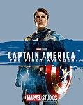 【送料無料】[期間限定][限定版]キャプテン・アメリカ/ザ・ファースト・アベンジャー MovieNEX【新アート/スリーブケース仕様】/クリス・エヴァンス[Blu-ray]【返品種別A】