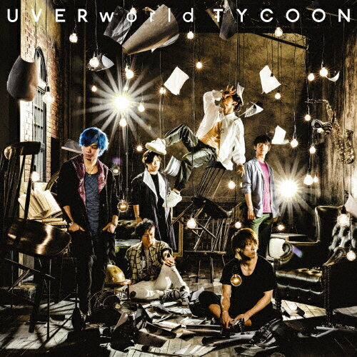 【送料無料】TYCOON/UVERworld[CD]通常盤【返品種別A】