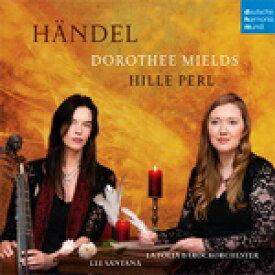 HANDEL【輸入盤】▼/HILLE PERL[CD]【返品種別A】