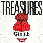 TREASURES/GILLE[CD]通常盤【返品種別A】