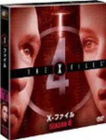 【送料無料】X-ファイル シーズン4 <SEASONSコンパクト・ボックス>/デイビッド・ドゥカブニー[DVD]【返品種別A】