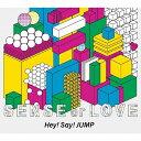 【送料無料】[枚数限定][限定盤]SENSE or LOVE(初回限定盤)/Hey!Say!JUMP[CD+DVD]【返品種別A】