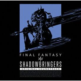 【送料無料】SHADOWBRINGERS:FINAL FANTASY XIV Original Soundtrack(Blu-ray Disc Music)/ゲーム・ミュージック[Blu-ray]【返品種別A】