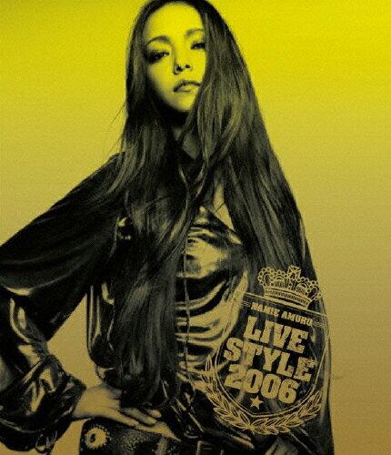 """【送料無料】namie amuro BEST tour """"LIVE STYLE 2006""""/安室奈美恵[Blu-ray]【返品種別A】"""
