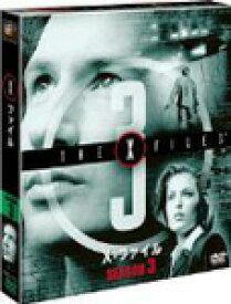 【送料無料】X-ファイル シーズン3 <SEASONSコンパクト・ボックス>/デイビッド・ドゥカブニー[DVD]【返品種別A】