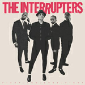 FIGHT THE GOOD FIGHT【輸入盤】▼/The Interrupters[CD]【返品種別A】
