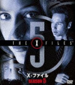 【送料無料】X-ファイル シーズン5 <SEASONSコンパクト・ボックス>/デイビッド・ドゥカブニー[DVD]【返品種別A】