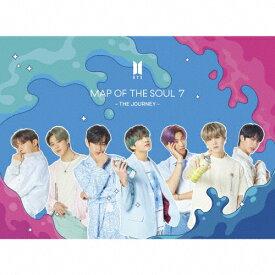 【送料無料】[枚数限定][限定盤]MAP OF THE SOUL:7〜 THE JOURNEY 〜(初回限定盤B)/BTS[CD+DVD]【返品種別A】