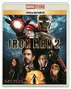 【送料無料】アイアンマン2 MovieNEX/ロバート・ダウニー・Jr.[Blu-ray]【返品種別A】