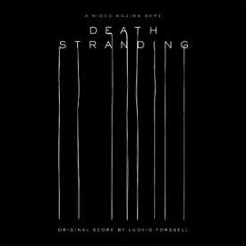 DEATH STRANDING (ORIGINAL SCORE)【輸入盤】▼/LUDVIG FORSSELL[CD]【返品種別A】