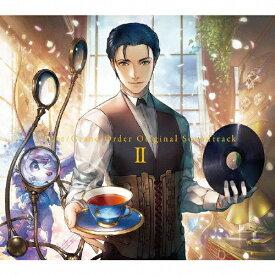 【送料無料】Fate/Grand Order Original Soundtrack II/ゲーム・ミュージック[CD]【返品種別A】