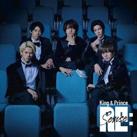 【送料無料】[枚数限定][限定盤]Re:Sense(初回限定盤B)/King & Prince[CD+DVD]【返品種別A】