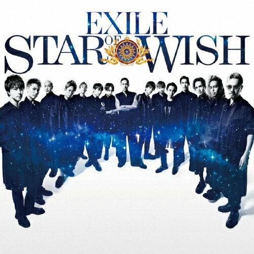 【送料無料】STAR OF WISH(DVD付)/EXILE[CD+DVD]通常盤【返品種別A】