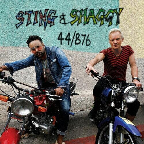 【送料無料】[限定盤]44/876(デラックス盤)/スティング&シャギー[SHM-CD+DVD]【返品種別A】