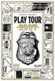 【送料無料】NAMIE AMURO PLAY TOUR 2007【DVD】/安室奈美恵[DVD]【返品種別A】