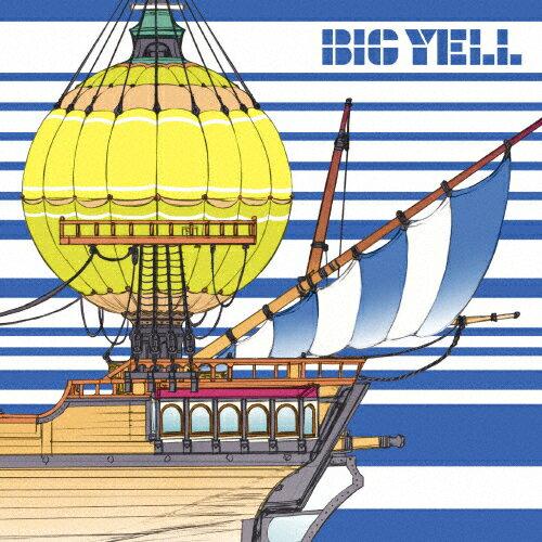 【送料無料】BIG YELL/ゆず[CD]通常盤【返品種別A】