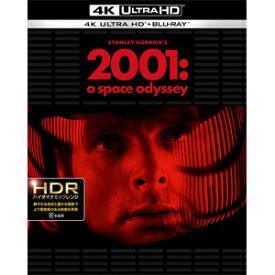 【送料無料】2001年宇宙の旅 日本語吹替音声追加収録版<4K ULTRA HD&HDデジタル・リマスター ブルーレイセット>/キア・デュリア[Blu-ray]【返品種別A】