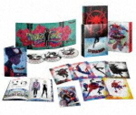 【送料無料】[枚数限定][限定版]スパイダーマン:スパイダーバース プレミアム・エディション(4K ULTRA HD&3Dブルーレイ&ブルーレイ)【初回生産限定】/アニメーション[Blu-ray]【返品種別A】