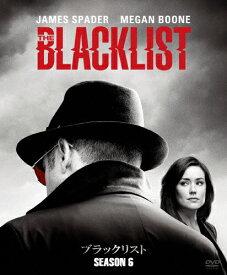 【送料無料】ソフトシェル ブラックリスト シーズン6 BOX/ジェームズ・スペイダー[DVD]【返品種別A】