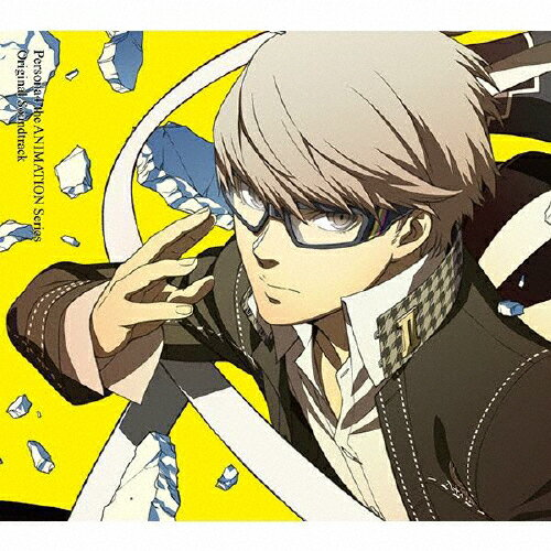 【送料無料】[初回仕様]Persona4 the Animation Series Original Soundtrack/TVサントラ[CD]【返品種別A】