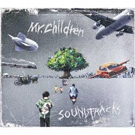 【送料無料】[限定盤][先着特典付]SOUNDTRACKS(初回限定盤A)【CD+DVD+ブックレット】/Mr.Children[CD+DVD]【返品種別A】