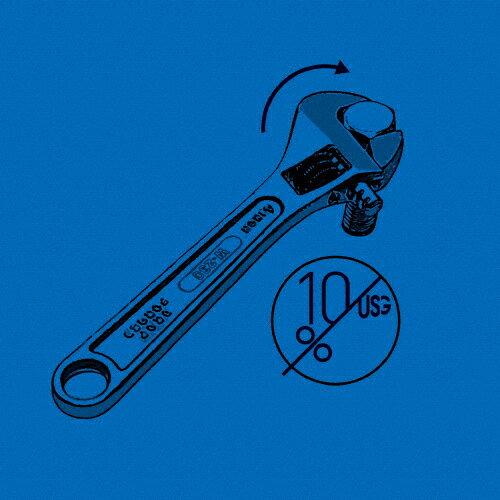 [枚数限定][限定盤]10% roll,10% romance(初回限定盤)/UNISON SQUARE GARDEN[CD]【返品種別A】