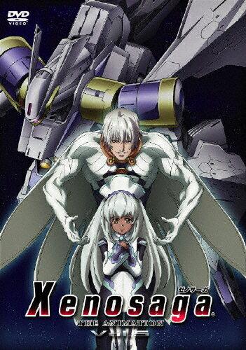 【送料無料】Xenosaga THE ANIMATION Vol5/アニメーション[DVD]【返品種別A】