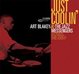 【送料無料】JUST COOLIN' 【アナログ盤】【輸入盤】▼/ART BLAKEY & THE JAZZ MESSENGERS[ETC]【返品種別A】