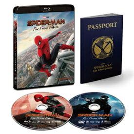 【送料無料】[枚数限定][限定版]スパイダーマン:ファー・フロム・ホーム ブルーレイ&DVDセット(初回生産限定) /トム・ホランド[Blu-ray]【返品種別A】