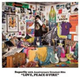 【送料無料】[限定盤]LOVE,PEACE & FIRE(初回限定盤)/Superfly[CD]【返品種別A】