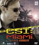 【送料無料】CSI:マイアミ コンパクト DVD-BOX シーズン10/デヴィッド・カルーソ[DVD]【返品種別A】