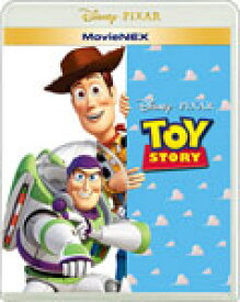 【送料無料】トイ・ストーリー MovieNEX【BD+DVD】/アニメーション[Blu-ray]【返品種別A】