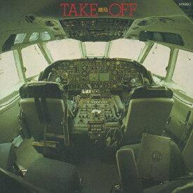 TAKE OFF(離陸)/TULIP[CD]【返品種別A】