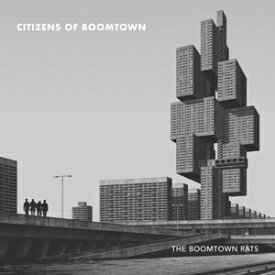 CITIZENS OF BOOMTOWN【輸入盤】▼/THE BOOMTOWN RATS[CD]【返品種別A】
