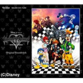【送料無料】KINGDOM HEARTS -HD 1.5 ReMIX- Original Soundtrack/ゲーム・ミュージック[CD]【返品種別A】