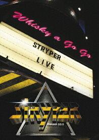 【送料無料】ライヴ・アット・ザ・ウィスキー/ストライパー[DVD]【返品種別A】